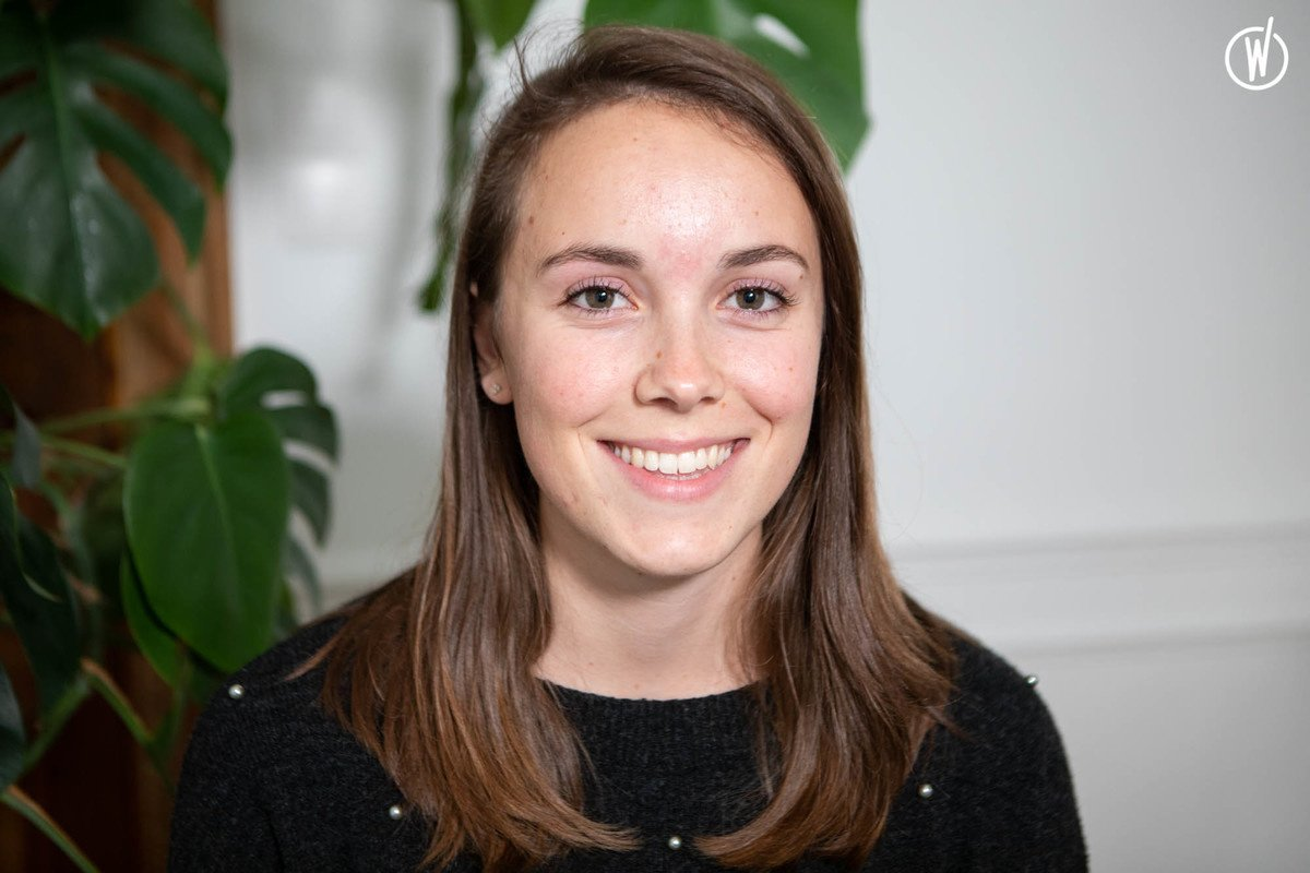 Rencontrez Morgane, Data Scientist - In The Memory