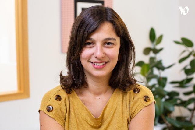 Rencontrez Sandrine, Ingénieure Consultante - Dix Septembre