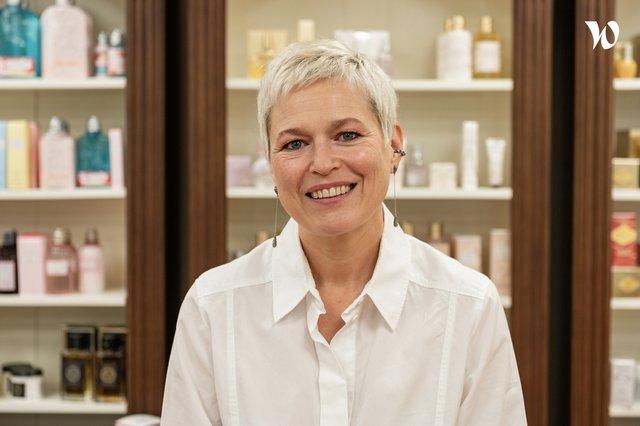 Rencontrez Marie, Directrice Generale R&D - Groupe L'Occitane