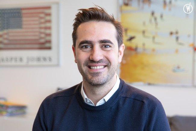 Rencontrez Julien, Directeur Général - Extreme