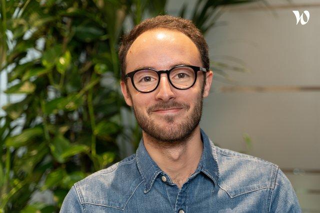Rencontrez Antoine, Consultant juriste - EPSA Operations & Procurement