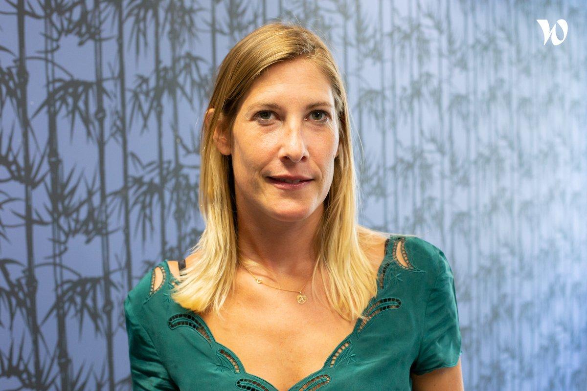 Rencontrez Anne-Cécile, Associée fondatrice - Noma Conseil