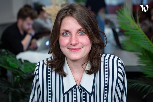 Rencontrez Margot, Responsable de programme - Cartesia Éducation