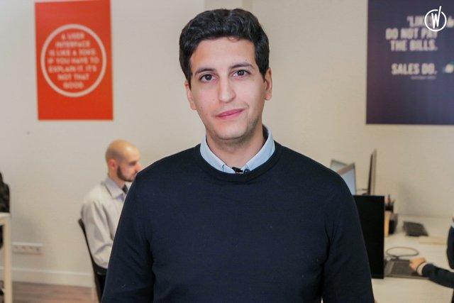 Rencontrez Johan, Co-fondateur - Fidensio