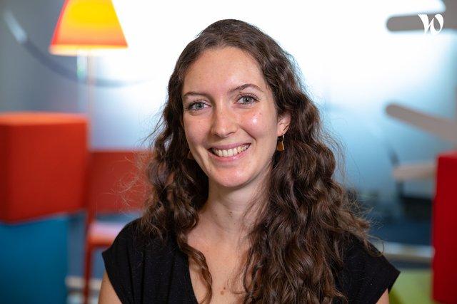 Découvrez Léa, chef de projet SI - Enedis