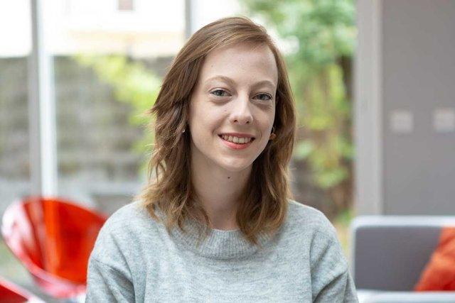 Rencontrez Gaëlle, Chef de projet Digital - KEOLIO