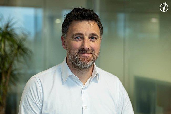 Rencontrez Frédéric, Directeur Conseil, Ingénierie IT et Exploitation - APL DATA CENTER