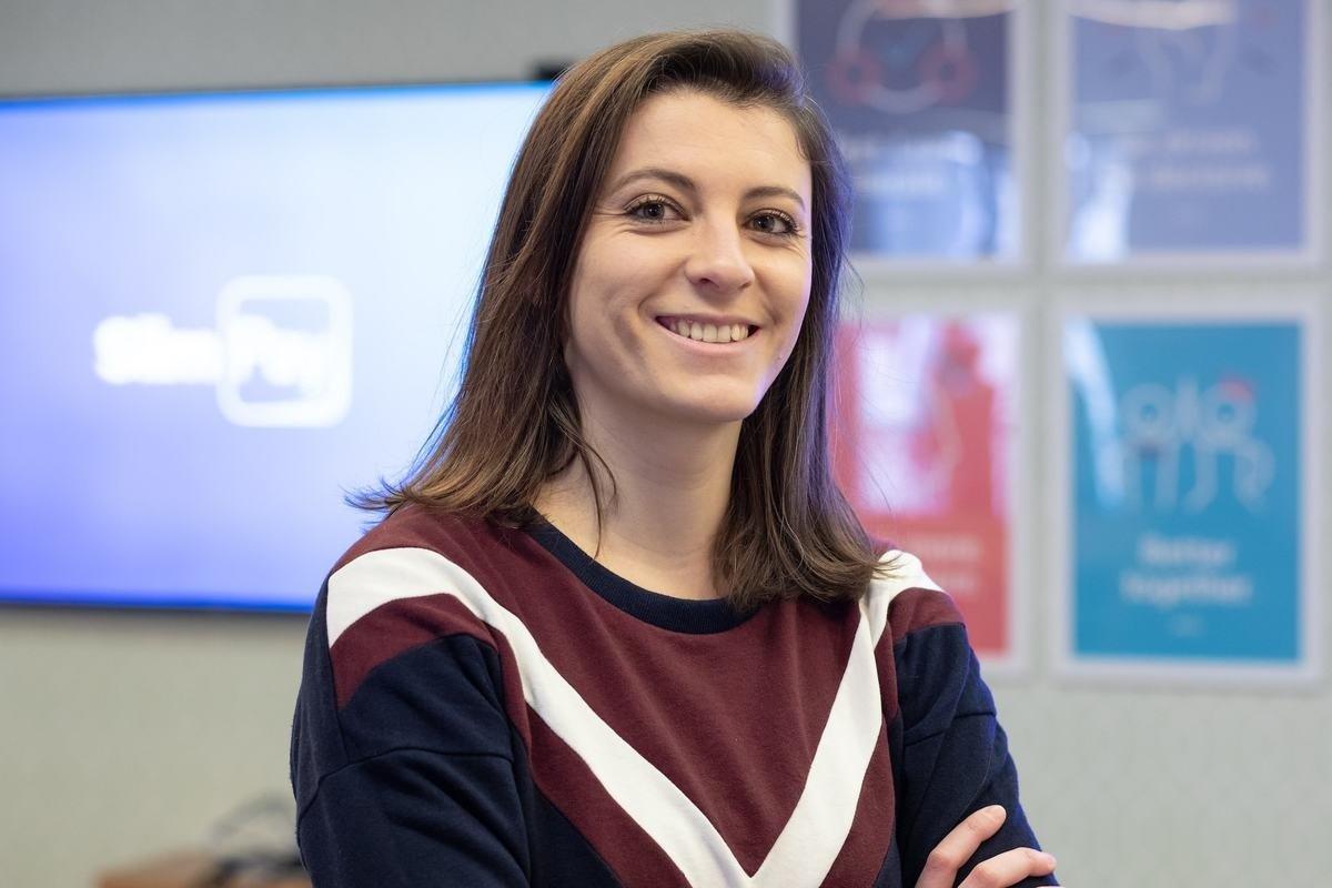 Rencontrez Julie, Head of Product - SlimPay