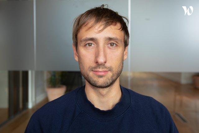Rencontrez Sébastien, CEO - Ipaidthat