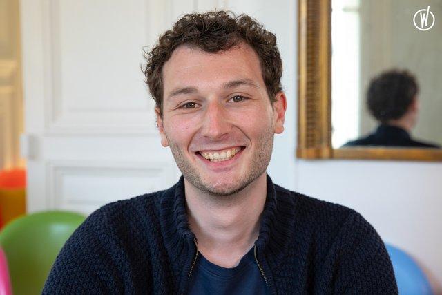 Rencontrez Baptiste, Architecte Cloud - AntemetA