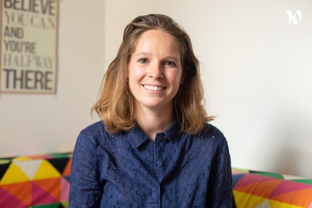 Rencontrez Julie, Consultante Senior - Greenworking
