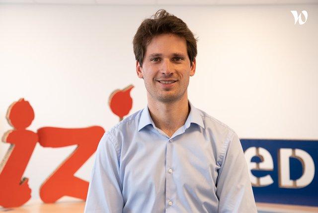 Rencontrez Jeremie, Directeur Général - IZI Solutions Renov