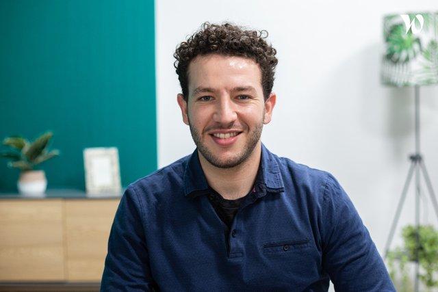 Rencontrez Karim, Business Developper - Groupe MGEL