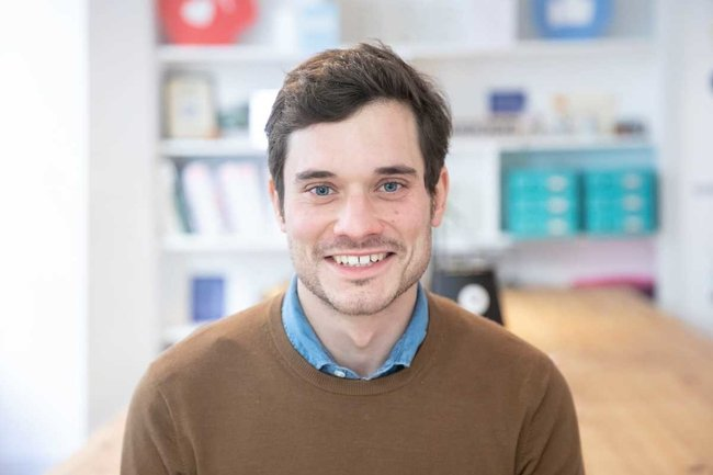 Rencontrez Louis, Business developer - Baby Sittor
