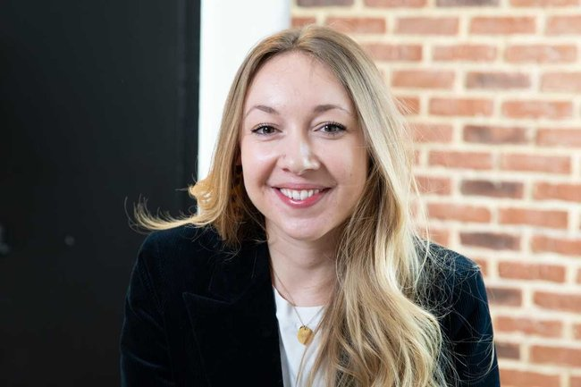 Rencontrez Katie, Head of Customer Success - BlueBoard