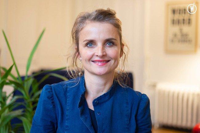 Rencontrez Aleth, Directrice du développement  - Usbek & Rica
