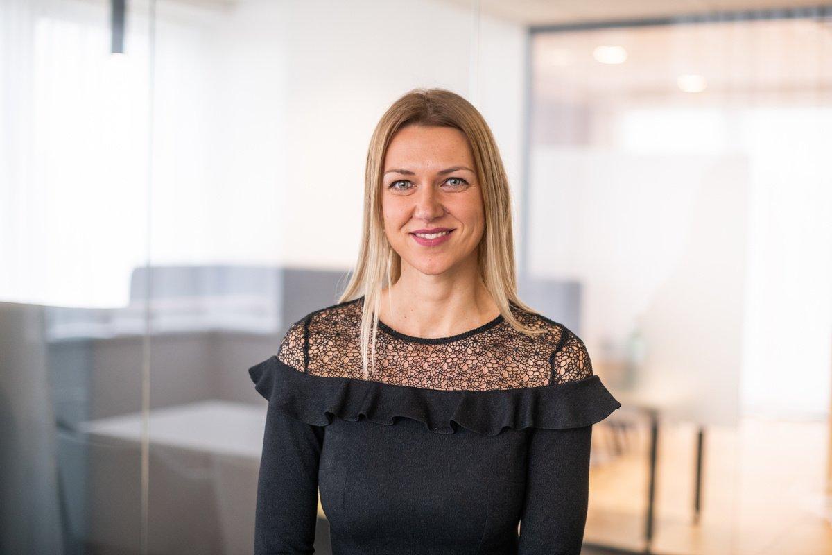 Jana Strížová, Vedúca tímu - Kaufland