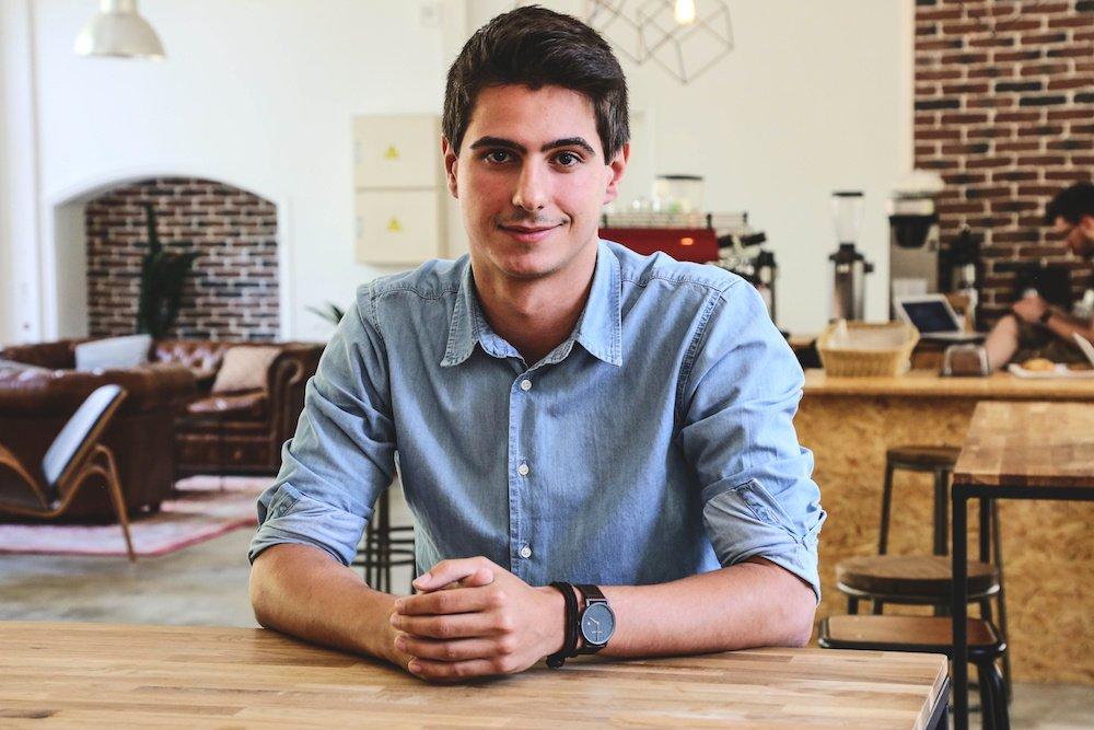 Rencontrez Julien, Stagiaire Bras droit CEO - Javelo