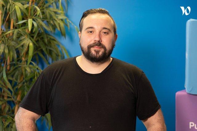 Rencontrez Florian, Chef de projet logiciel  - Sagemcom