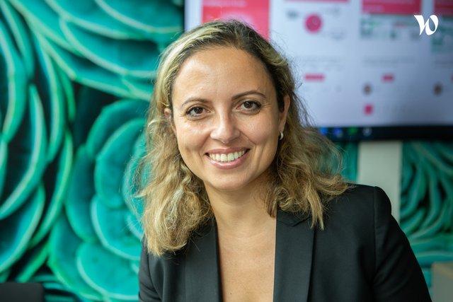 Sylvie, Directrice Engagement et Marketing - Sobre Energie