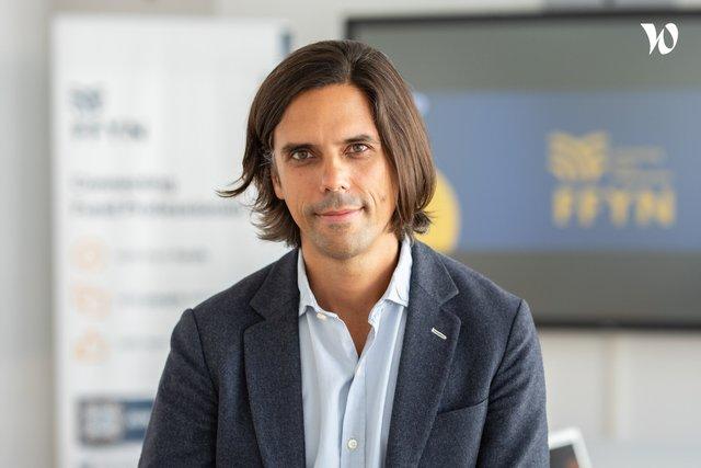 Rencontrez Rodrigo, CTO - FFYN