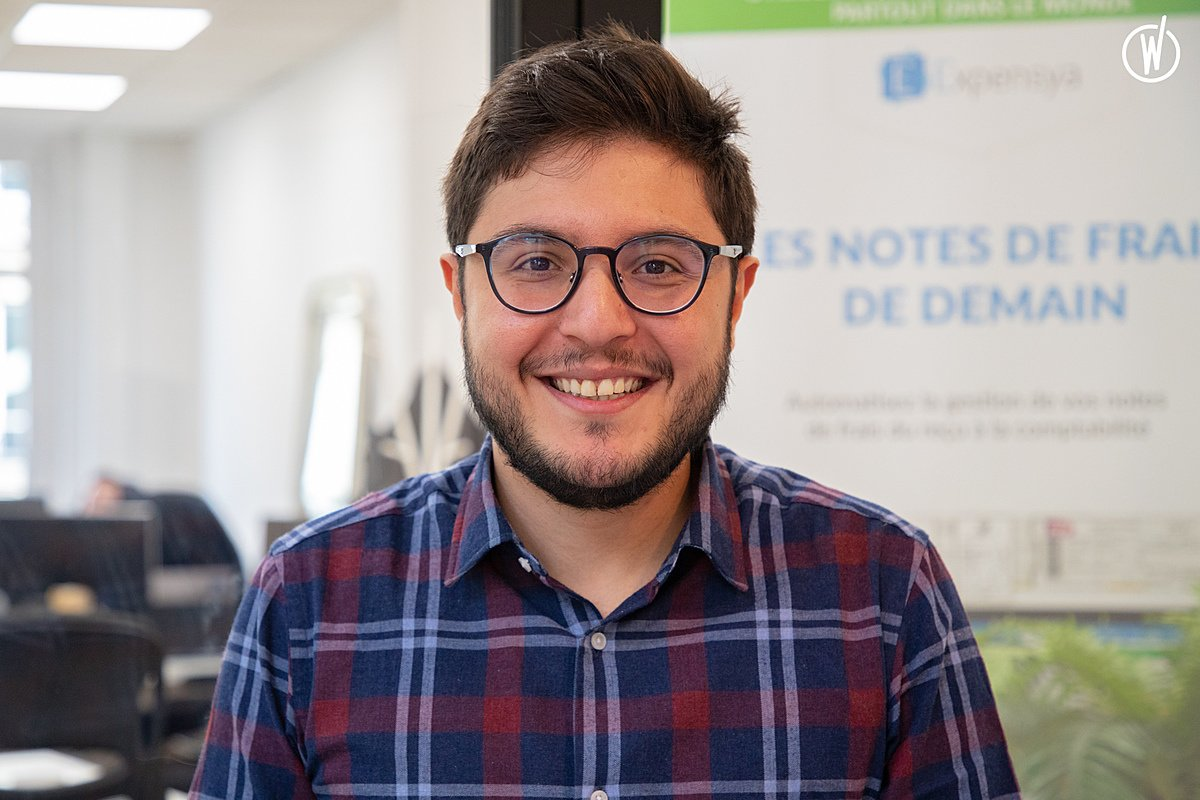 Meet Mohamed, Implementation Project Manager   - Expensya
