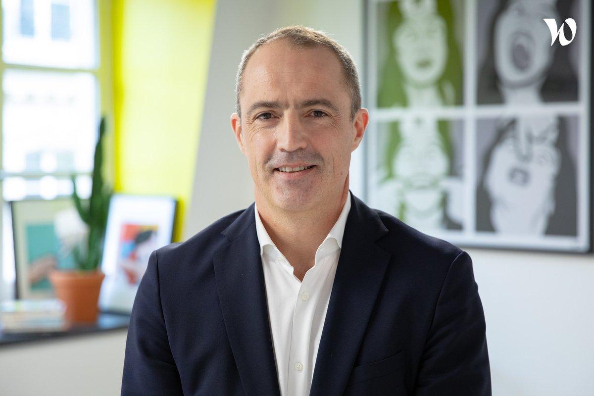 Rencontrez Xavier, Co fondateur et CEO - Margo