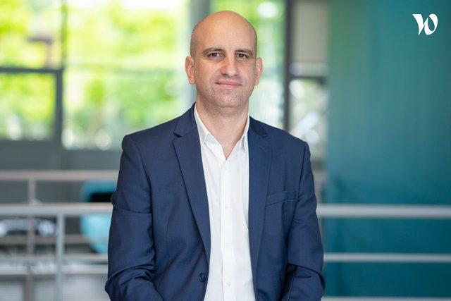 Rencontrez Marc, Directeur d'agence - Kaizen Solutions