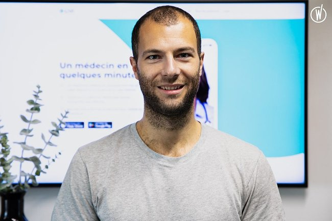 Rencontrez Jean Baptiste, Product Manager - LIVI