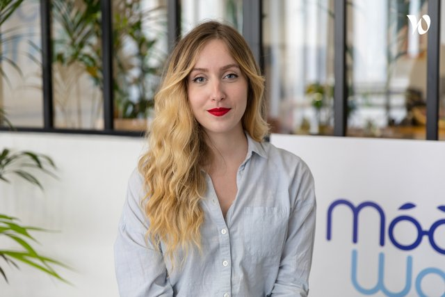 Rencontrez Laurie, Growth Manager - Moodwork