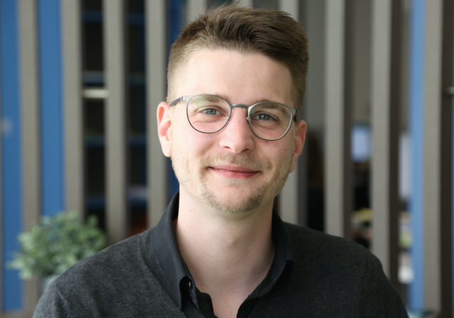 Rencontrez Simon, Administrateur Système - Nameshield