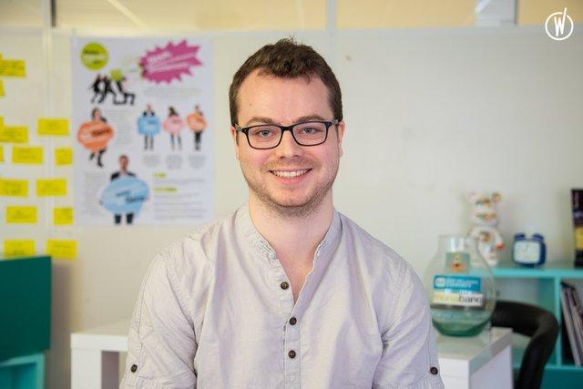 Rencontrez Lucas, Ingénieur Statisticien Risque - Monabanq