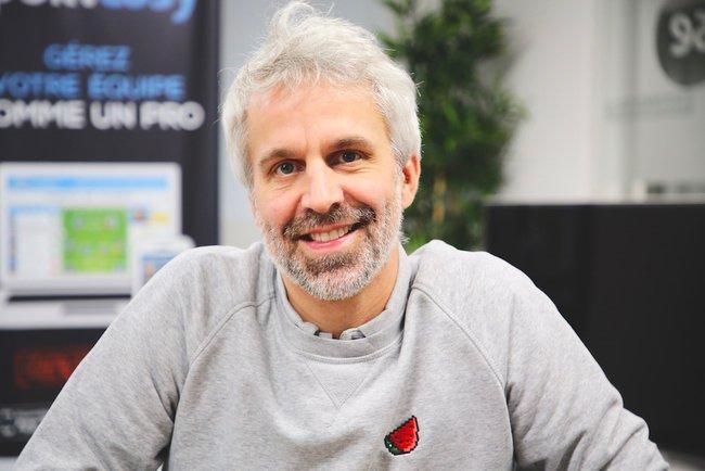 Rencontrez Albin, Fondateur - SportEasy