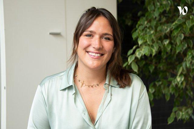 Rencontrez Violette Taquet, CEO - Eunomart