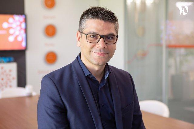 Rencontrez Joël Pereira, Co-fondateur & CEO - VISEEON