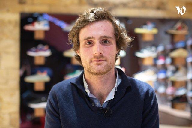 Rencontrez Baptiste, Co-fondateur et Directeur Général - Kikikickz