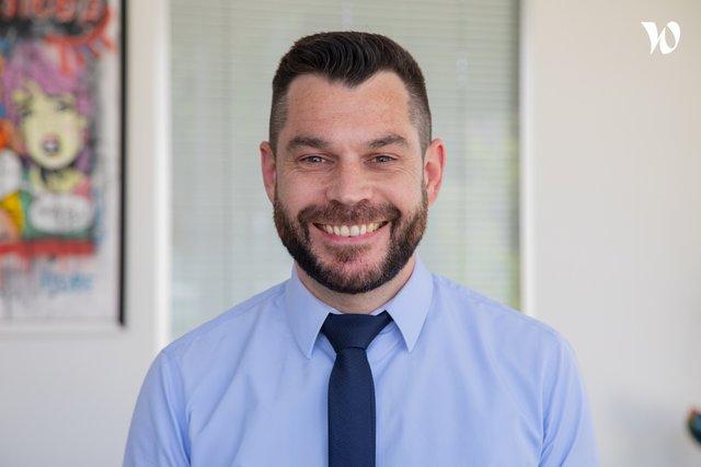 Rencontrez Julien, Directeur Général - PIMAN IT - PIMAN Group