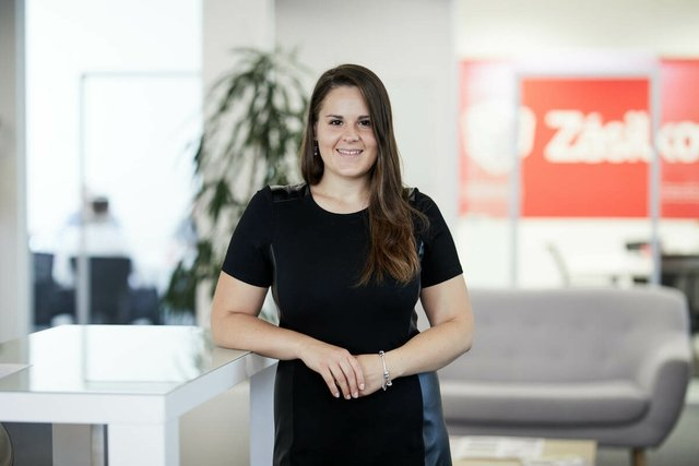 Bára Perglová, Marketing Specialist - Zásilkovna