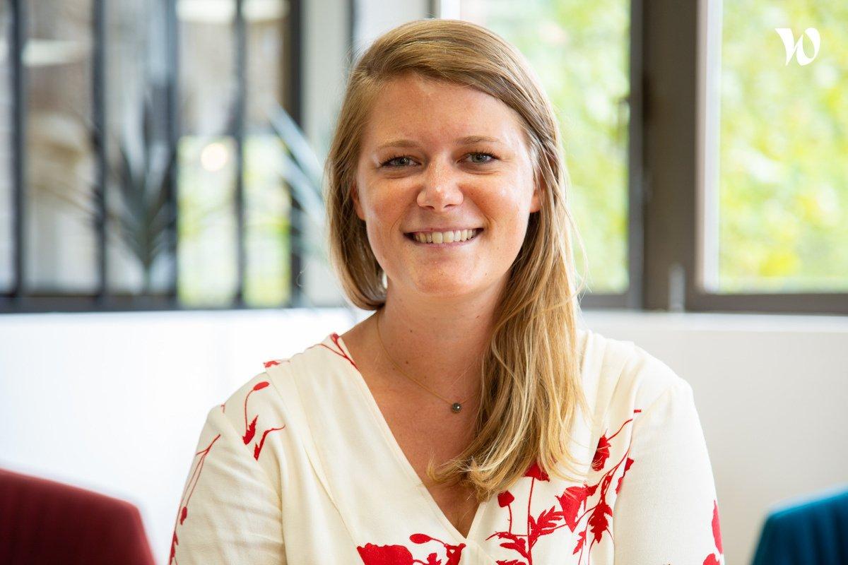 Rencontrez Victoria, Directrice Régulation et Service Client - Ambler