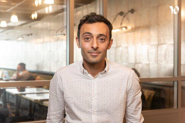 Rencontrez Hayssam, CTO - Displayce