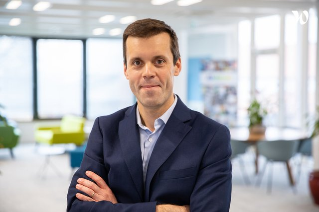 Rencontrez Nicolas, CEO - Alchimie