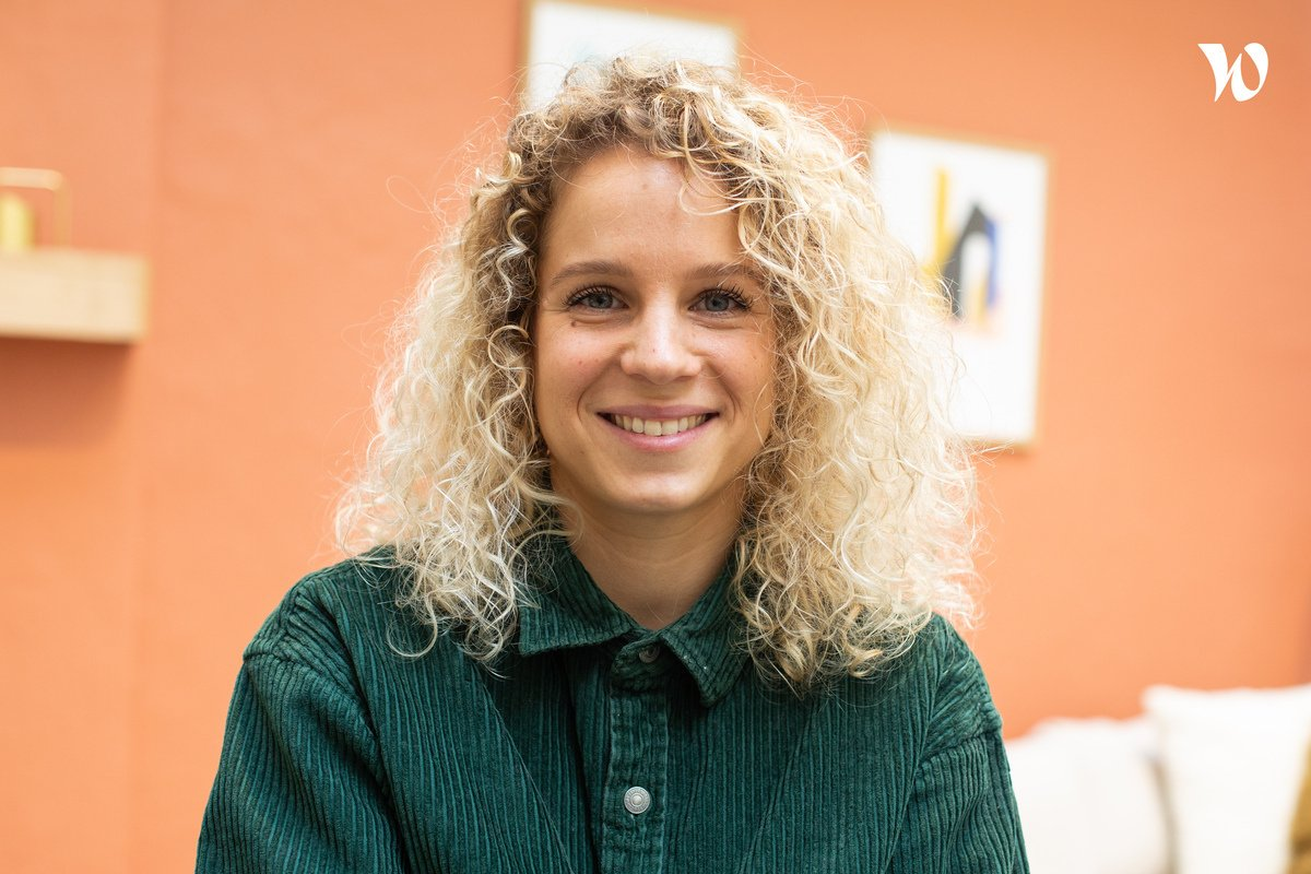 Rencontrez Marion, Assistante Showroom - MADE.COM