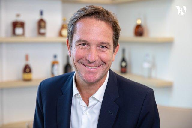 Rencontrez Eric, Directeur Général - Rémy Cointreau