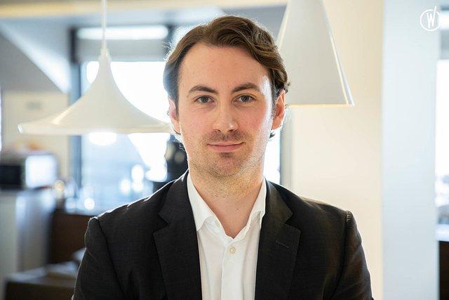 Meet Johan, ESG Manager - Naxicap Partners