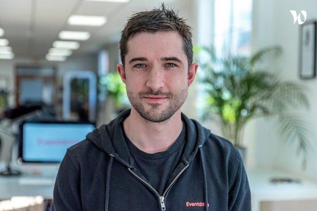 Rencontrez Roman, Fullstack Developer - Eventdrive