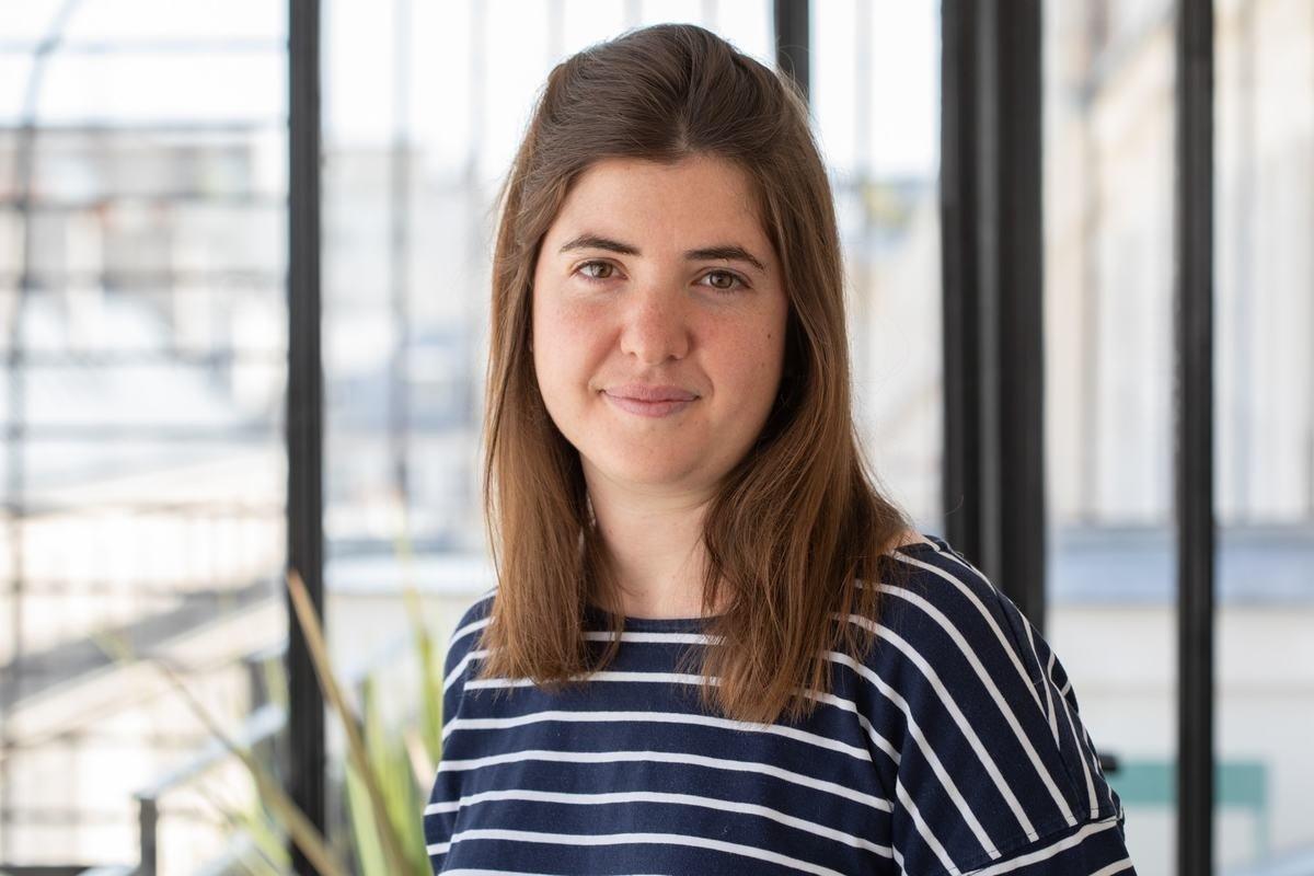Rencontrez Lucie, Recrutement Mentors - MyMentor