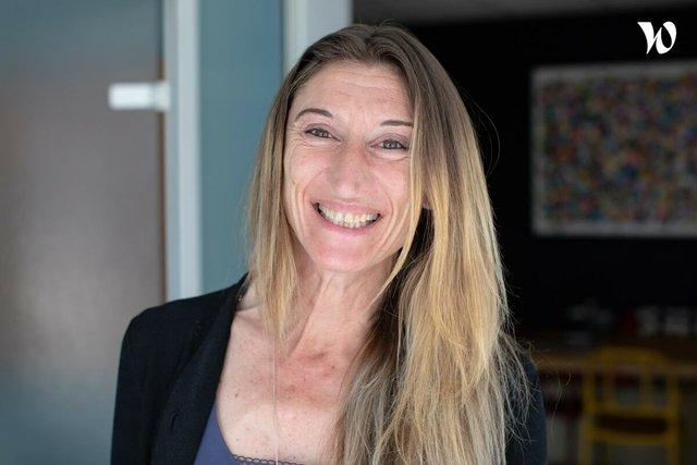 Rencontrez Christine, Chargée de Relation Client  - Sky'Inlab