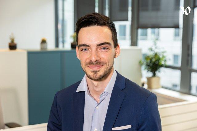 Rencontrez Korentin, Customer Success Manager - Infopro Digital