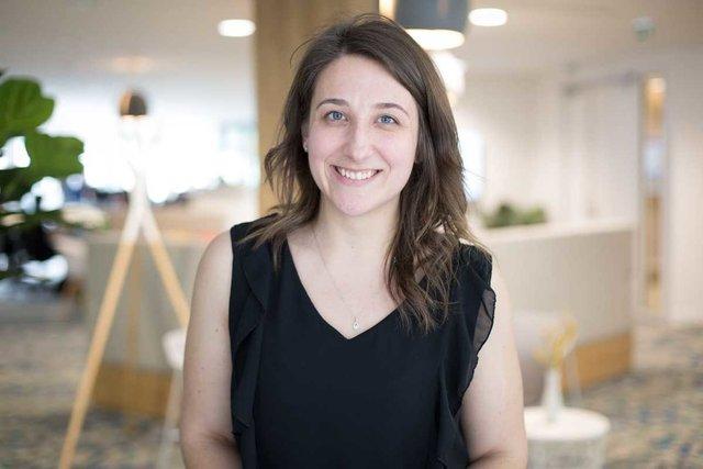 Rencontrez Justine, Consultante senior Change - Axys Consultants