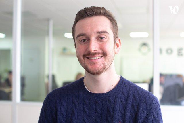 Rencontrez Théo, Customer Success Manager - Hoggo